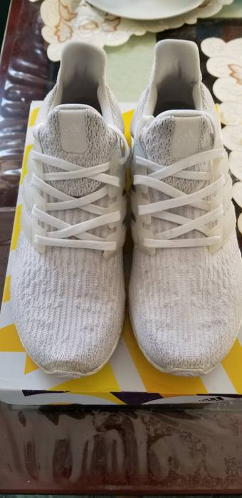 eb3bfaf04df0 Adidas Adidas Ultraboost 3.0 Triple White Size 10 - Low-Top Sneakers ...