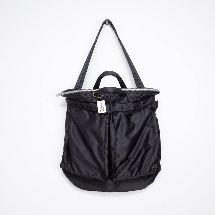 bb0de42ce11e Porter OG Porter Tanker 2 Way Helmet Bag Black Size one size - Bags ...
