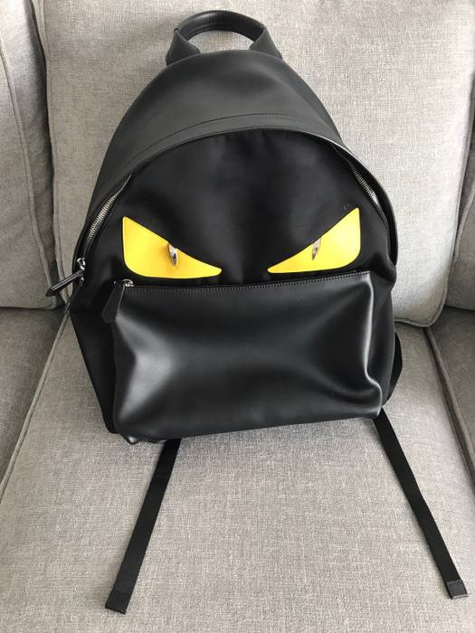 e9a723dbbf44 Fendi Monster Backpack Size one size - Bags   Luggage for Sale - Grailed