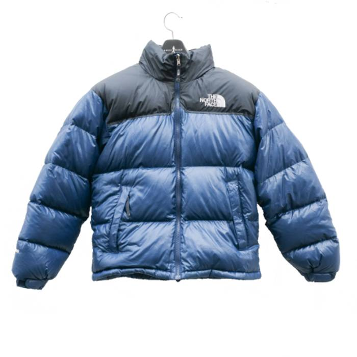 efae602ac384 The North Face North Face NAVY 700 Nuptse Goose Down US M Puffer ...
