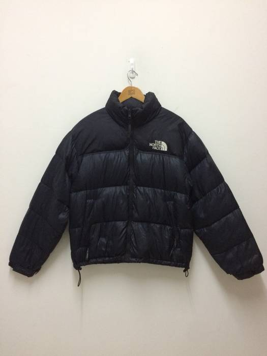 The North Face Rare The North Face Nuptse Down Puffer Black Jacket