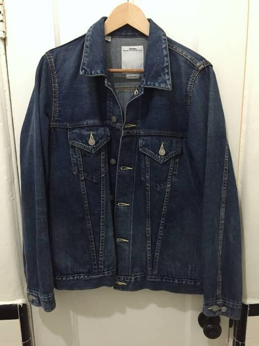 b51777383f0 Visvim damaged 103 denim jacket Size m - Denim Jackets for Sale ...
