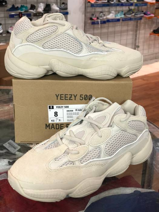 59c287fde52d Adidas Brand New Yeezy Blush 500s Size 8 - Low-Top Sneakers for Sale ...