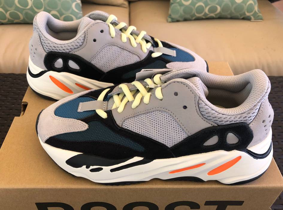 6d9f987c75b Adidas Yeezy Boost 700 Wave Runner Size 5.5 Size 5.5 - Low-Top ...