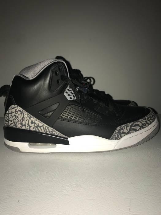 7889b657a88472 Jordan Brand Jordan Spizike Black Cement Size 9.5 - Hi-Top Sneakers ...