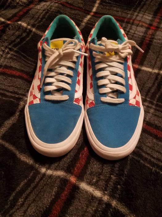 bf80bbc82f60 Golf Wang Golf Wang Vans Size 10.5 - Low-Top Sneakers for Sale - Grailed