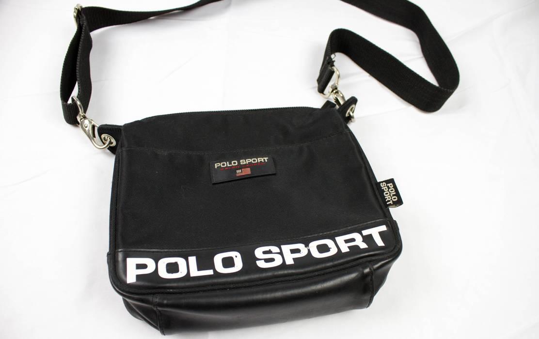 Polo Ralph Lauren 90 s POLO SPORT RALPH LAUREN CROSSBODY BAG SATCHEL Size  ONE SIZE 24824f406b057