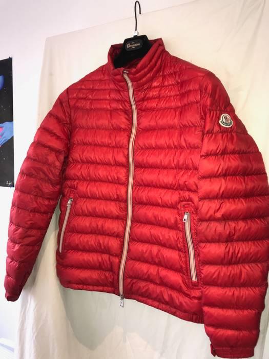 69ab33317 Moncler Red Moncler Daniel Padded Jacket Large Size l - Light ...