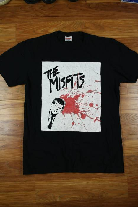 Supreme Misfits Kennedy Tee Black
