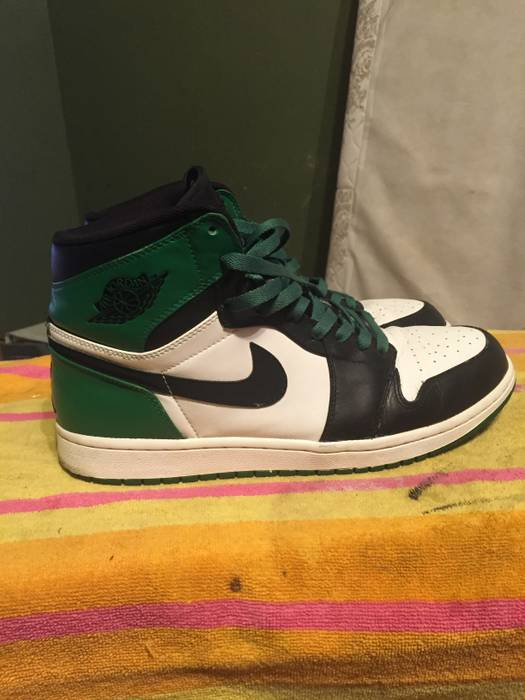 26baf269192d2e Jordan Brand DMP Celtic 1s Size 10.5 - for Sale - Grailed