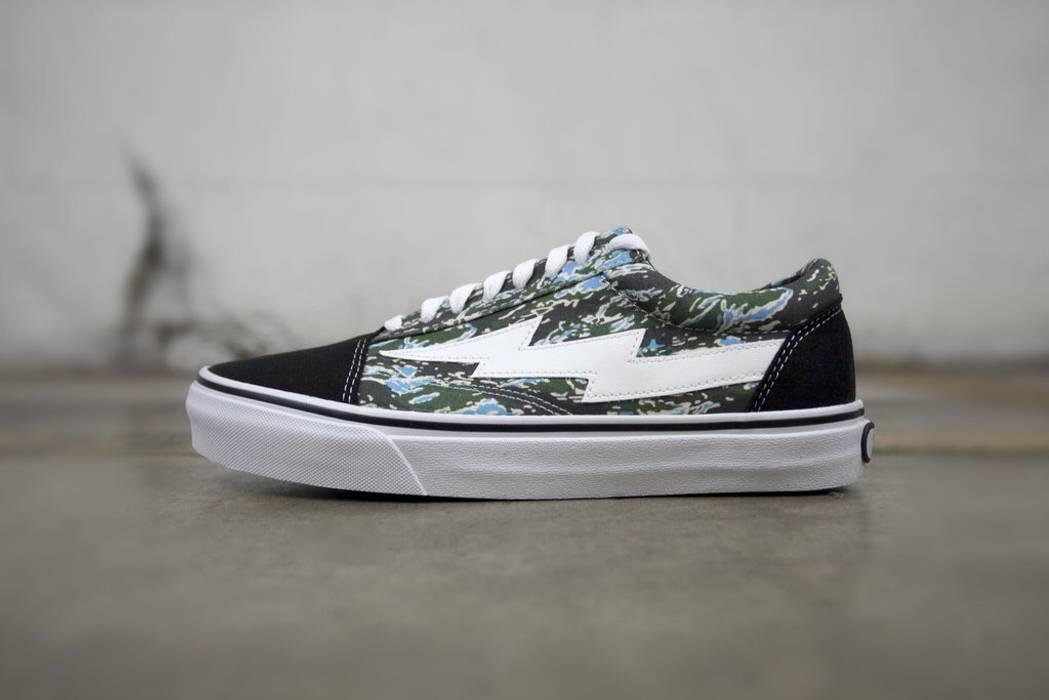 Vans Revenge x Storm Blue Green Camo Size 10 - Low-Top Sneakers for ... 394e4cb78