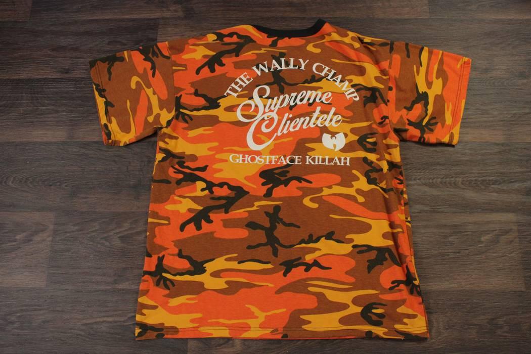 29e890e2886 Wu Tang Clan. Wutang Clan Ghostface Killah Supreme Clientele The Wally  Champ Rothco Camo Orange ...