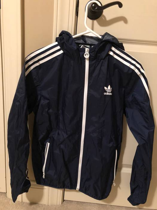 Adidas Adidas Originals Rain Jacket Size S Raincoats For Sale