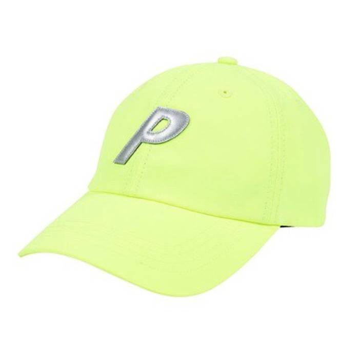 cc568915a60 Palace. Palace H Vis 6 Is Panel P Hat Neon Yellow Green 3m Reflective New In  Hand. Size  ONE SIZE