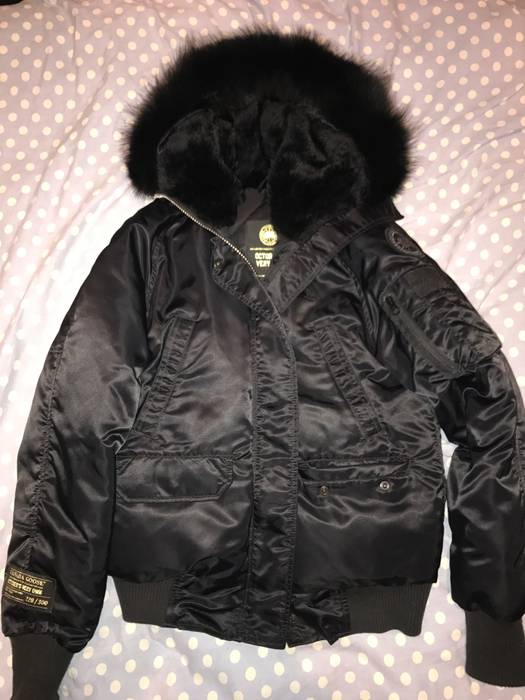 canada goose canada goose x ovo chilliwack size s bombers for sale