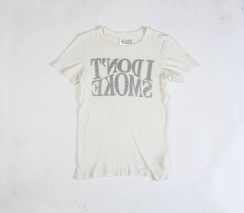3b0483f313bb Maison Margiela I Don t Smoke Short Sleeve Tee Size s - Short Sleeve ...