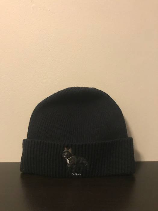Polo Ralph Lauren Polo French Bulldog Beanie Size one size - Hats ... 9f233780be4
