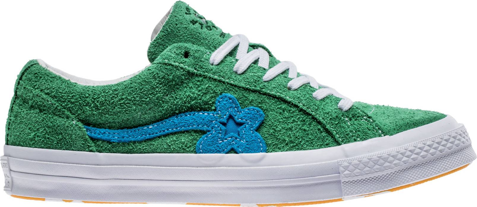 Converse Tyler The Creator X Converse Golf Le Fleur Green Blue Sz 11