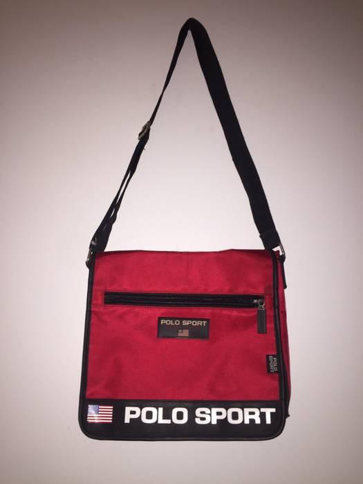 Polo Ralph Lauren POLO SPORT Messenger Bag Size one size - Bags ... 4125fbc40c29b