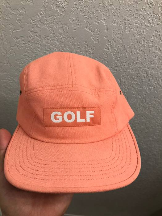 Golf Wang Flamingo Pink 5 Panel Size one size - Hats for Sale - Grailed c2bcf67ddcb