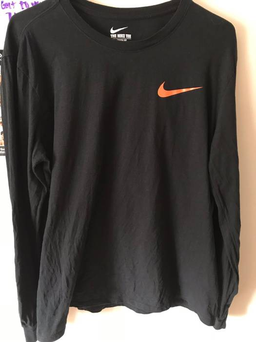 1273adb0 Nike Vlone x Nike Long Sleeve Size l - Long Sleeve T-Shirts for Sale ...