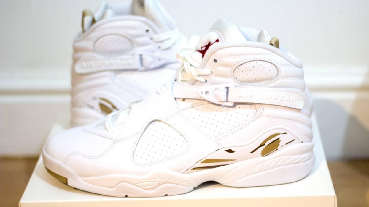 timeless design 10c98 c8c3e Nike Jordan Ovo 8 White Size 11 5 Hi Top Sneakers For Grailed. Mens Nike  Air Max 95 360 M53024 ...