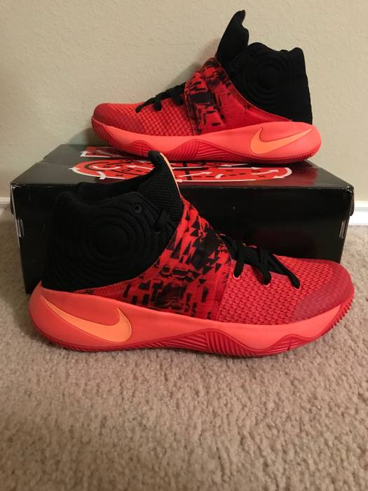 check out 281cf 8cc4f Nike. Kyrie 2 Inferno Atomic Red