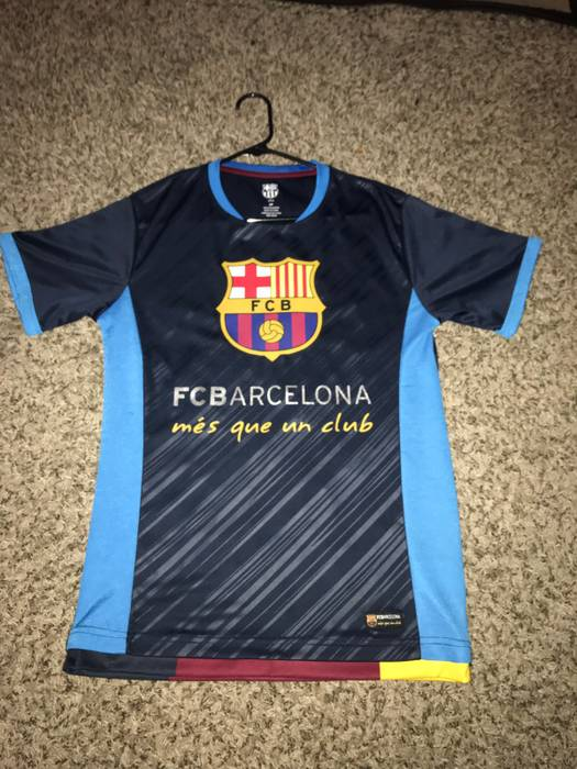 9a615670c F.C. Barcelona. Vintage FCB Barcelona Jersey