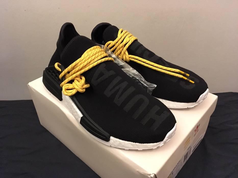 a9f0cee3aa03a Adidas PHARRELL WILLIAMS HU RACE NMD (Black) Size 9 - Low-Top ...