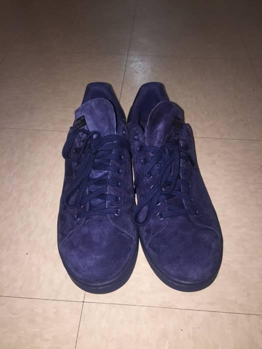 Adidas Stan Smith Suede Night Indigo Size 11.5 - Low-Top Sneakers ... 954624397