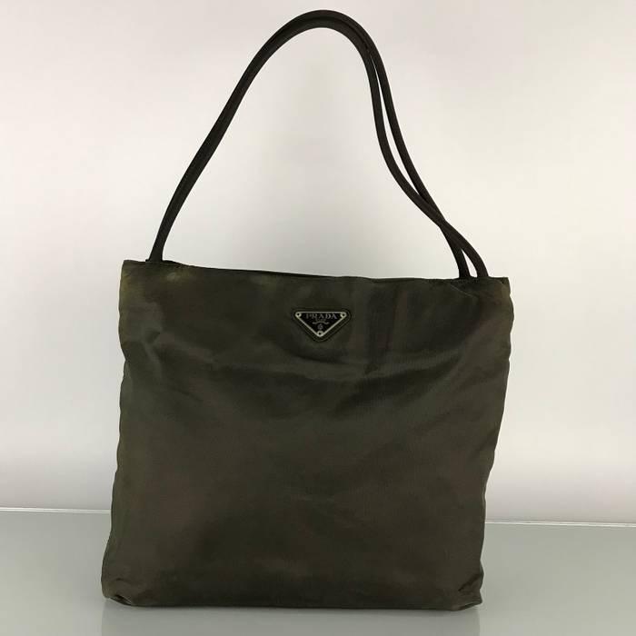 c77f44d4f3ac Prada Authentic Prada Nylon ToteBag Size one size - Bags   Luggage ...