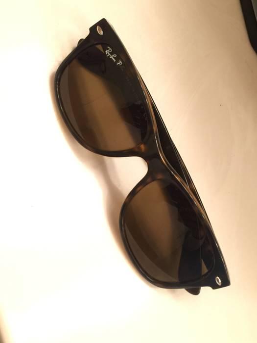 a369001568c30f RayBan. Ray Ban Wayfarer Sunglasses - Polarized - Tortoise Frame Crystal  Brown Lens