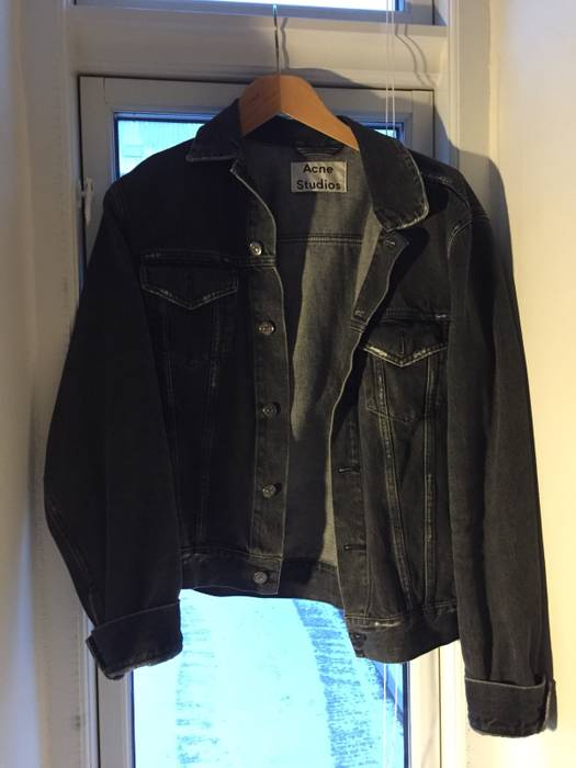e4cbf8e593 Acne Studios Acne Studios Distressed Denim Jacket Size US M   EU 48-50