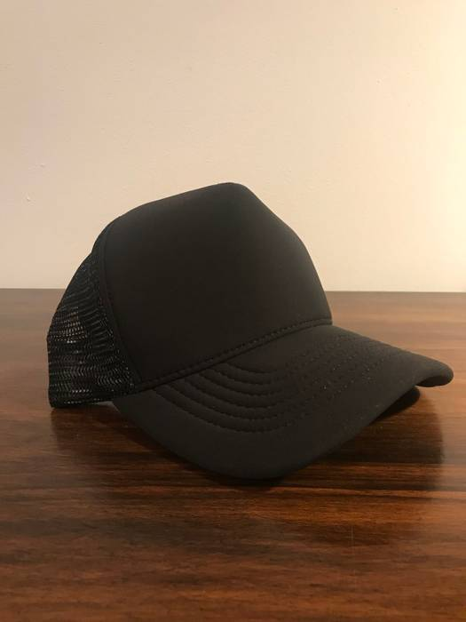 f18b52d142d James Perse Scuba Trucker Hat Size one size - Hats for Sale - Grailed