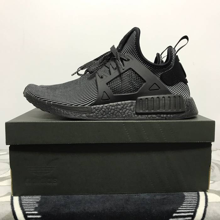 4a16739bb Adidas Adidas Originals NMD XR1 BOOST OG Triple Black S32211 Size ...