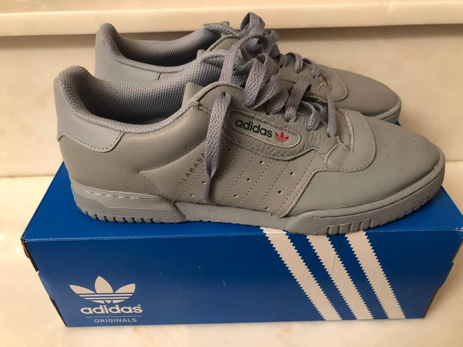 ba967d5d9fd0 Adidas Yeezy Powerphase Calabasas Grey Size 9 - Low-Top Sneakers for ...