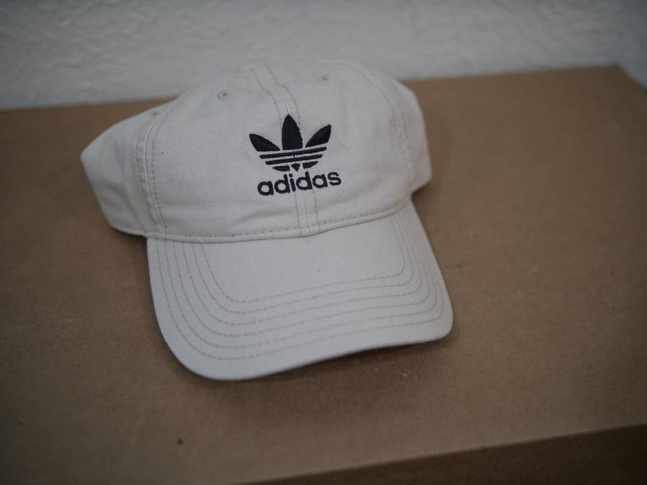 aa105ad7824 Adidas vintage adidas strapback hat Size one size - Hats for Sale ...