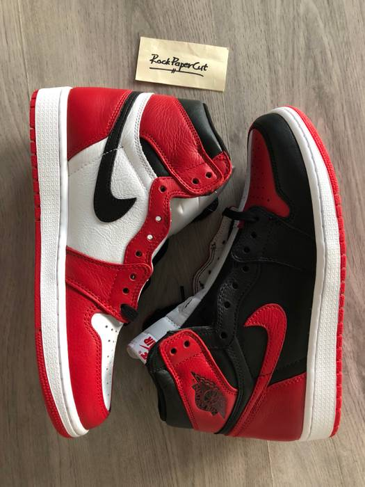 "buy online 20b72 86a7b Nike Nike Air Jordan 1 Retro High OG ""Homage To Home"" Non-numbered"
