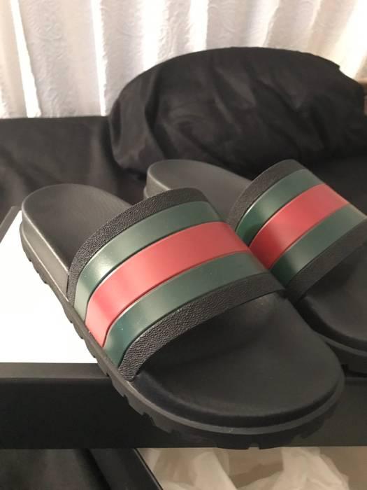 Gucci Gucci Flip Flops   Slides Size 9 - Sandals for Sale - Grailed ef611ee4c
