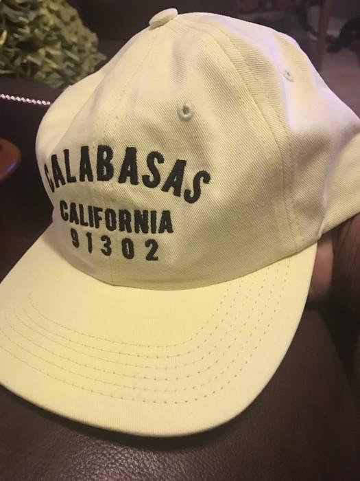 Adidas Yeezy Season 5 Calabasas Hat Semi Frozen Yellow Size one size ... a70030c7175