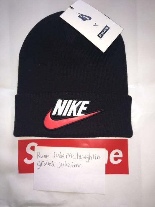 a62ab2c1b5a Supreme Supreme Nike Beanie Black Size one size - Hats for Sale ...