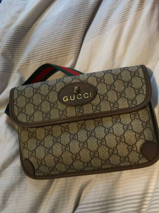 3b21c398b66 Gucci Gucci Ss18 supreme belt bag Size one size - Bags   Luggage for ...