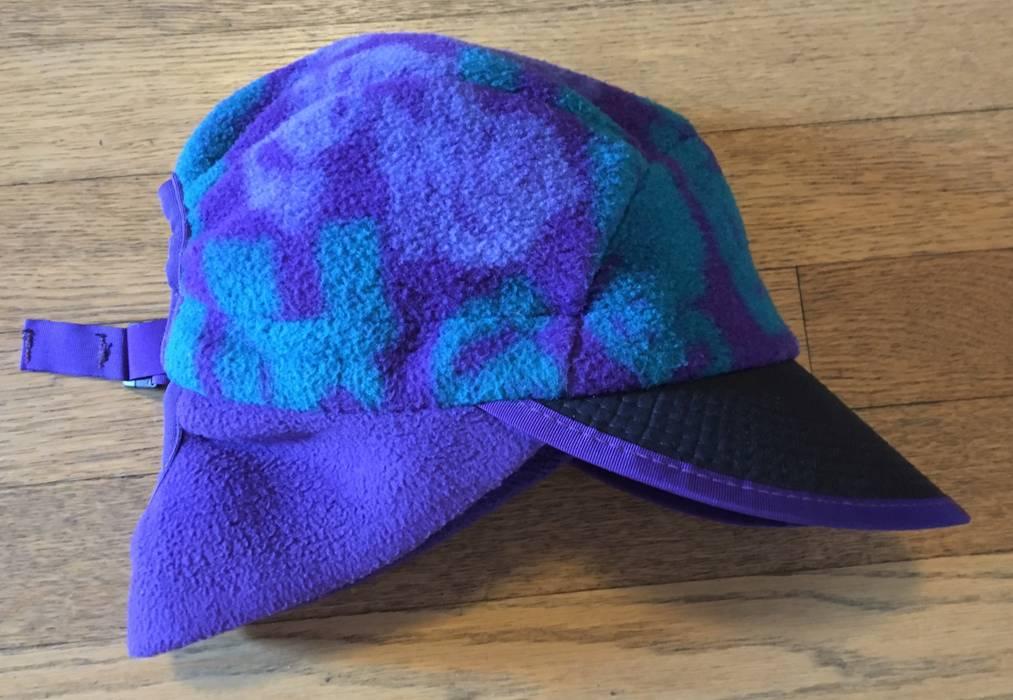 2fe0b2327ff Patagonia VTG Surf Duckbill Hat L USA Purple Blue SYNCHILLA Size one ...