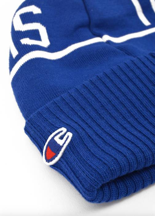 766d5eb94a5 Beams Plus CHAMPION X BEAMS BOBBLE BEANIE HAT Size one size - Hats ...