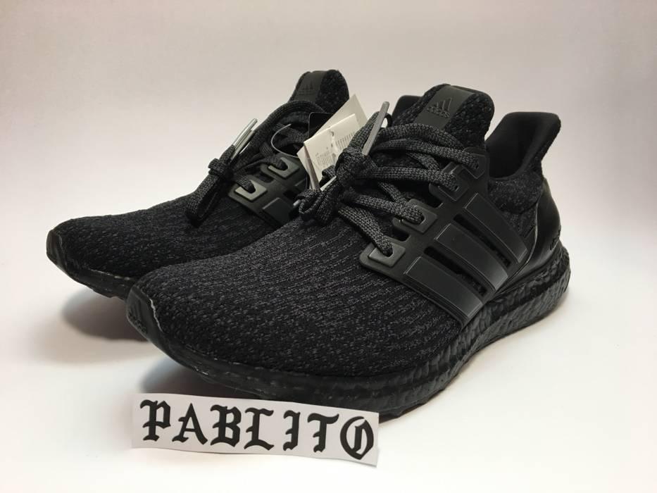 e1322e2df Adidas ADIDAS ULTRA BOOST 3.0 TRIPLE BLACK 8 US Size 8.5 - Low-Top ...