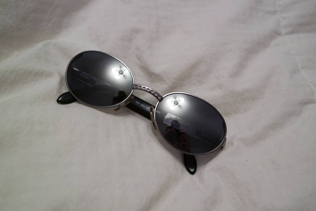 Police NEW Police Silver Vintage Mirrored Sunglasses Size one size ... aae944ab51