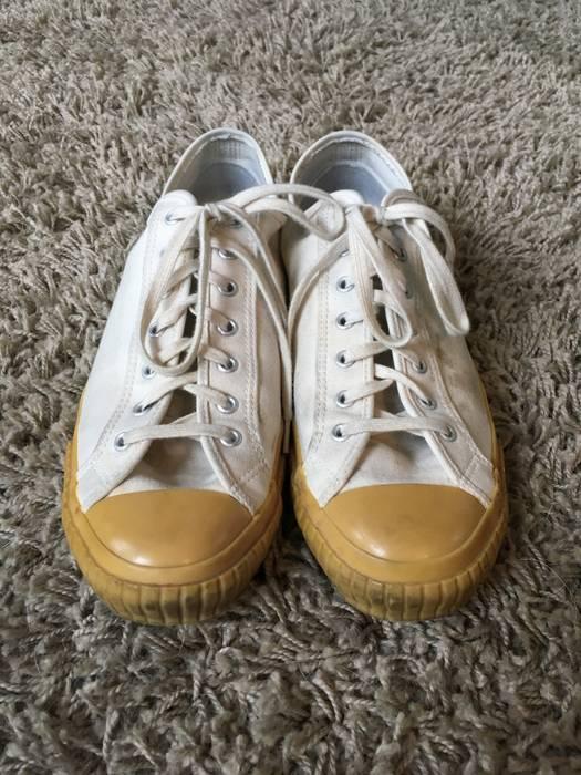 2cfc79b2c8f06 John Lofgren Champion Sneakers - Ivory Size 9.5 - Low-Top Sneakers ...