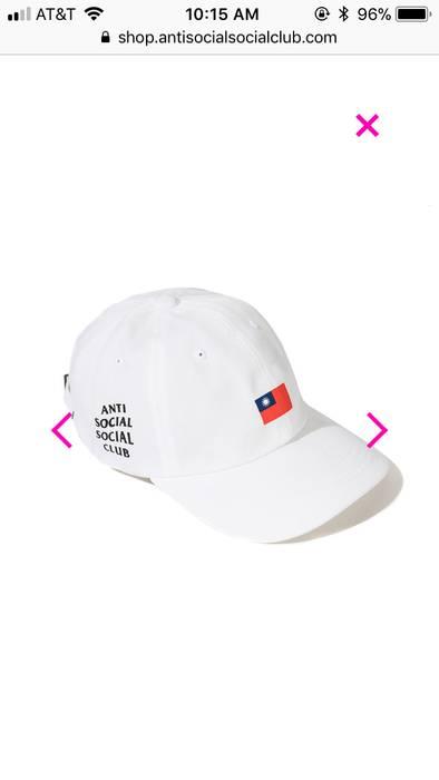 c0b12c02ead Antisocial Social Club Anti Social Social Club Formosa Hat (Taiwan ...