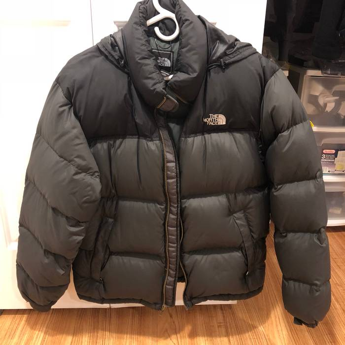 The North Face Vintage Nuptse 700 Fill Down Jacket Ultra Warm Size s ... 434685370ddb