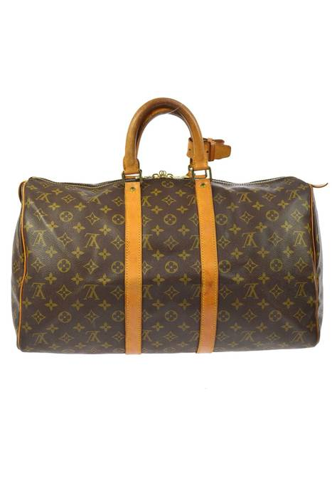 Louis Vuitton Louis Vuitton Keepall 45 Travel Boston Bag Size ONE SIZE - 2 d771d15aa0134